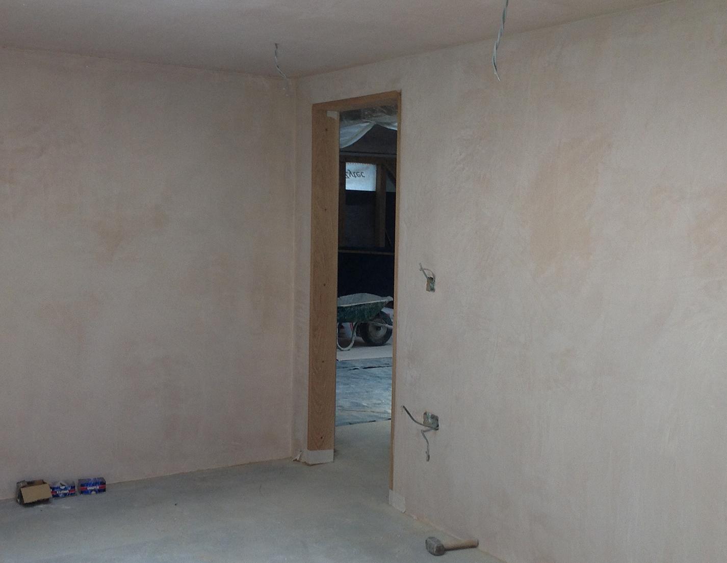 Ian Pearce Plastering wall plastering